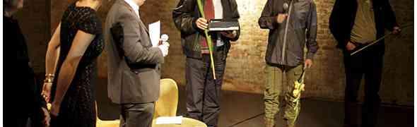 Das 4. Berliner Hörspielfestival 2012 - Die Gewinner