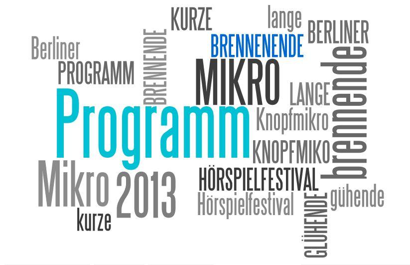 BHF2013-Programm