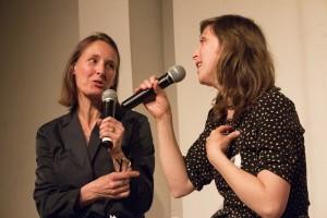 Marilyn Janssen, Britta Steffenhagen, Bild: Tito Loria.