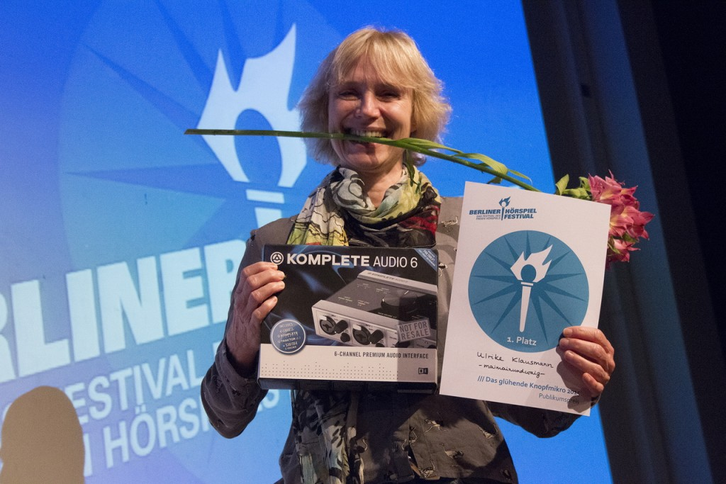 Ulrike Klausmann, Bild: Tito Loria.