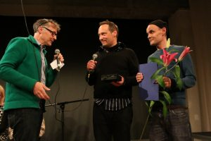 Hermann Bohlen, Christian Berner, Frank Schültge. Bild: Tito Loria.