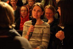 Claudia Weber. Bild: Tom Ben Guischard.