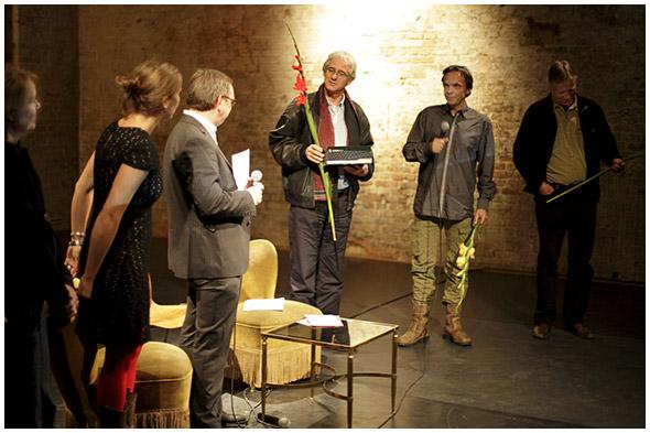 Regisseur Christoph Dietrich, Autor Matthias Eckoldt, Tonmeister Peter Kainz