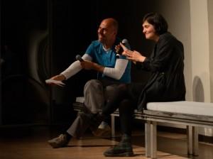 Giuseppe Maio, Luna Ali. Bild: Tobias Dutschke