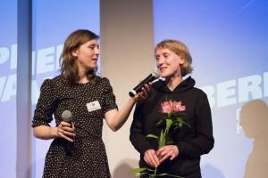 Britta Steffenhagen, Maria Stock. Bild: Tito Loria.
