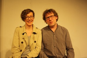 Anja Herrenbrück, Jean-Boris Szymczak. Bild: Vito Pinto.
