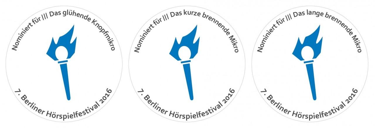 BHF2016 - Die Nominierten