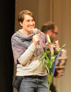 Antje Meichnser. Bild: Giuseppe Maio.