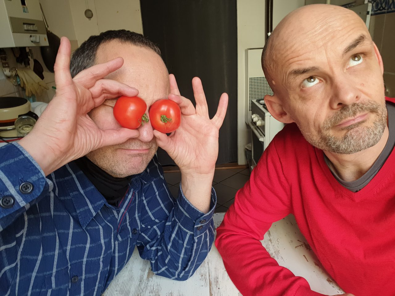 Christian Berner & Frank Schültge